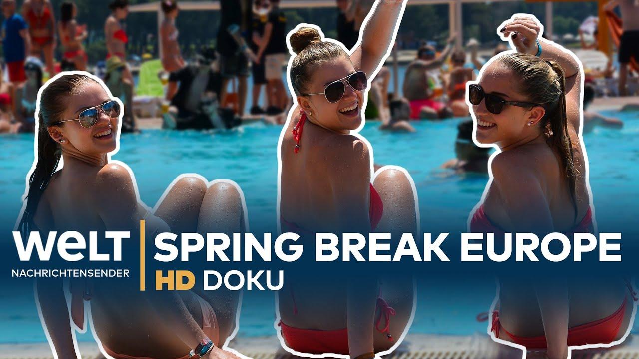 Download Spring Break Europe - Feiern bis zum Umfallen   HD Doku