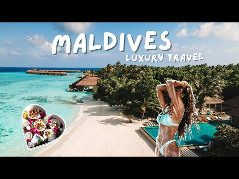 THIS Is Why Maldives Is My Favorite | LUXURY TRAVEL EXPERIENCE