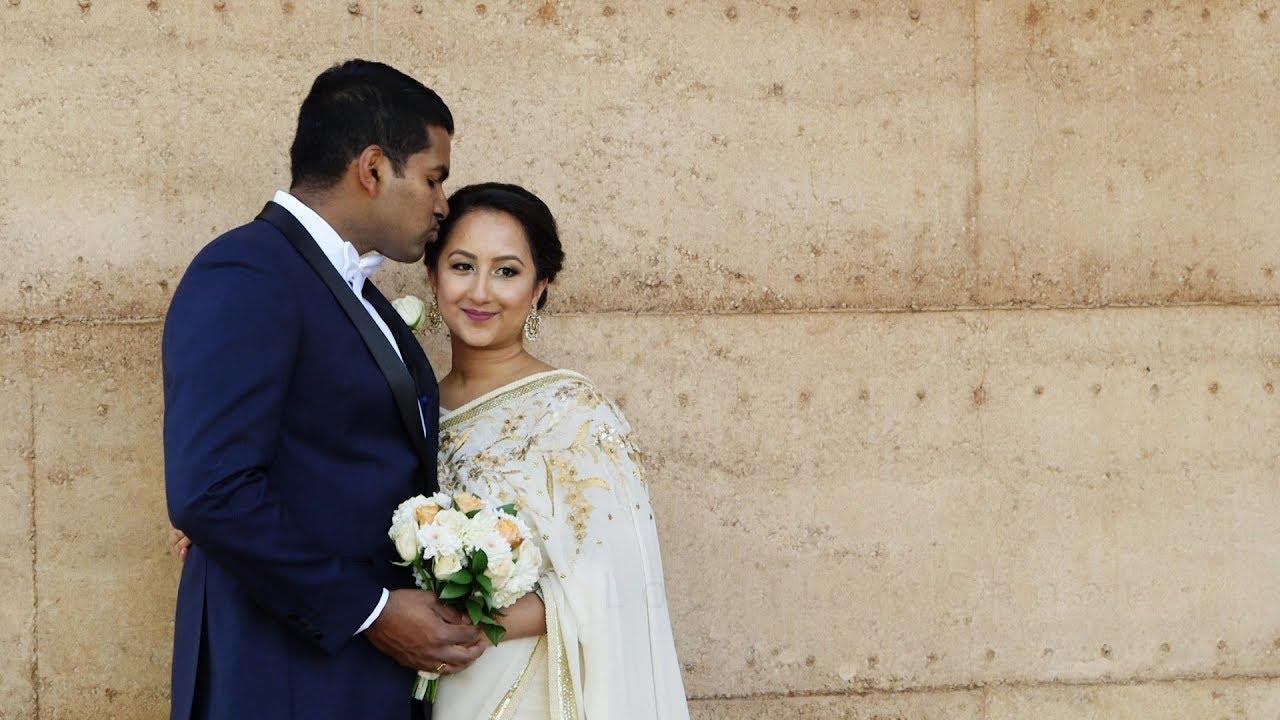 Lincoln Radhika S Perth Wedding Video Highlights Hindu