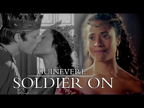 Guinevere Pendragon | Soldier On