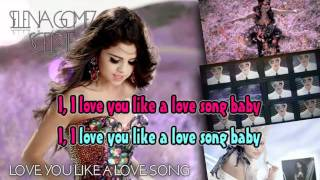Love You Like A Love Song Karaoke Instrumental - Selena Gomez & The Scene((C) Hollywood Records 2011 ,Selena Gomez The Scene , Single Love You Like A Love Song., 2011-10-10T17:47:04.000Z)