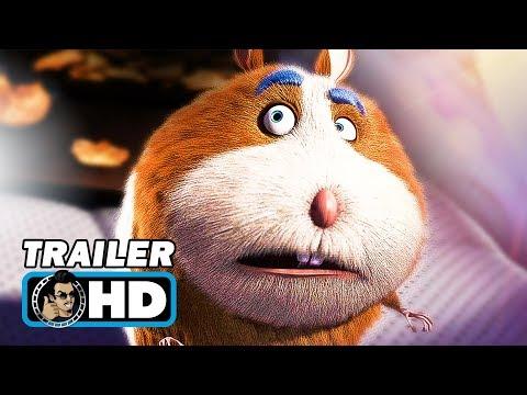 ANIMAL CRACKERS Official Trailer (2017) Emily Blunt, Ian McKellen Animated Movie HD