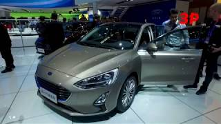 Ford Focus Sedan 2018 // За рулем