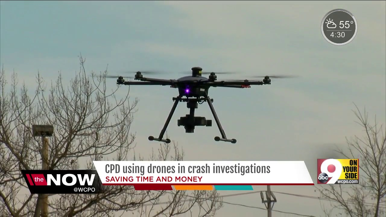 Cincinnati Police Drones Could Save The City Money And You Time