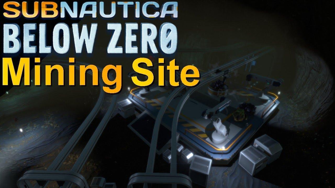 Mining Site - Subnautica: Below Zero díl 13 - RODMEN cz/sk