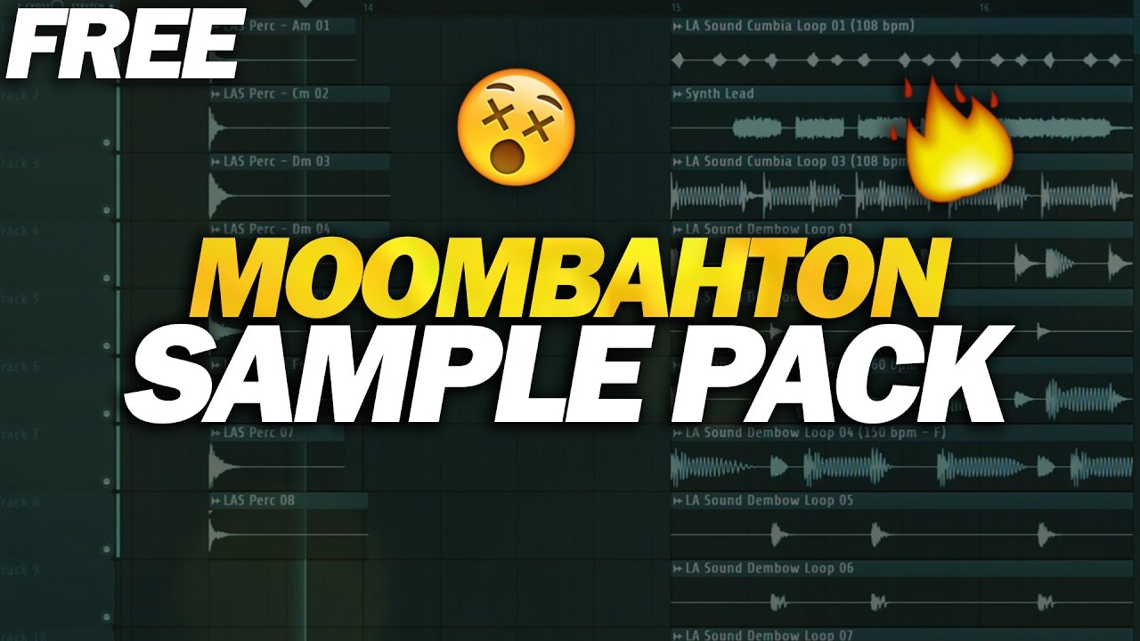 Moombahton Sample Pack: by Worldwide Records [FREE DOWNLOAD] - YouTube