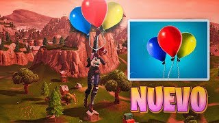 🔴LLEGAN LOS *GLOBOS* A FORTNITE BATTLE ROYALE!! (SORTEO PAVOS) | FORTNITE EN DIRECTO
