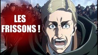 LES FRISSONS ! - SHINGEKI NO KYOJIN S3EP16
