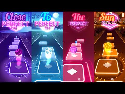 Close To The Sun - TheFatRat | Tiles Hop Edm Rush | Mood Gamer Yt |