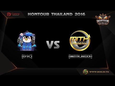 HoNTour Thailand Cycle 3 : G-League #R15