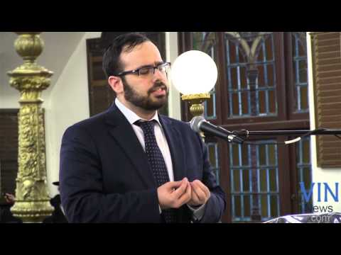 In Borough Park Hundreds Attend Cantorial Prayer Event For Israel