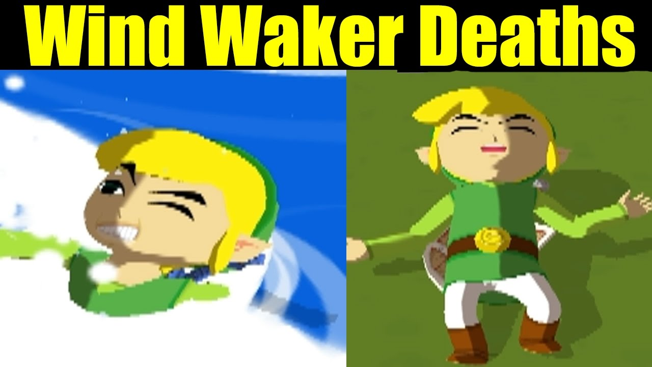 wind waker how to get a picture of zephos