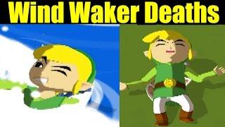 118 Ways To Die In The Legend Of Zelda: The Wind Waker