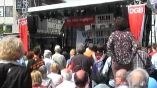 Konstantin Wecker Band Frieden im Land, D'Zigeiner san kumma, Sage Nein!