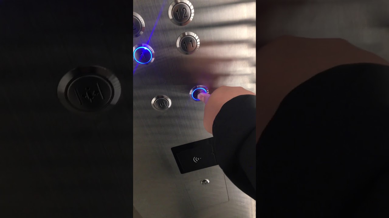 崇友實業GFC電梯@臺北趣陶漫旅Hotel CHAM CHAM - YouTube