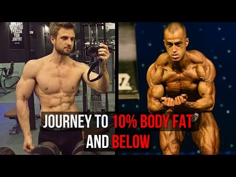 Getting To 10% Body Fat (The Truth Ft. Alberto Nunez)