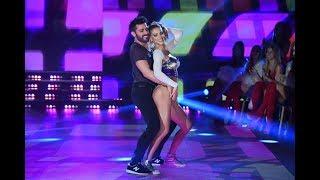 Al ritmo de Márama, Hernán Piquín y Macarena Rinaldi bailaron Cumbia Pop