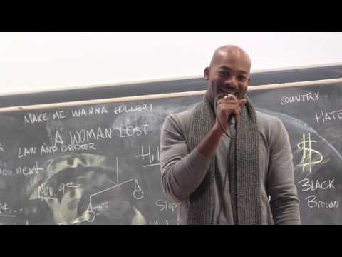 Hamilton's Brandon Victor Dixon Sings, Speaks Out For Broadway ...