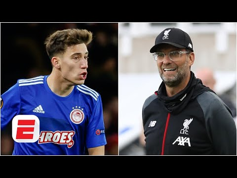 Kostas Tsimikas fits the way Liverpool play but he's no Andy Robertson - Julien Laurens | ESPN FC
