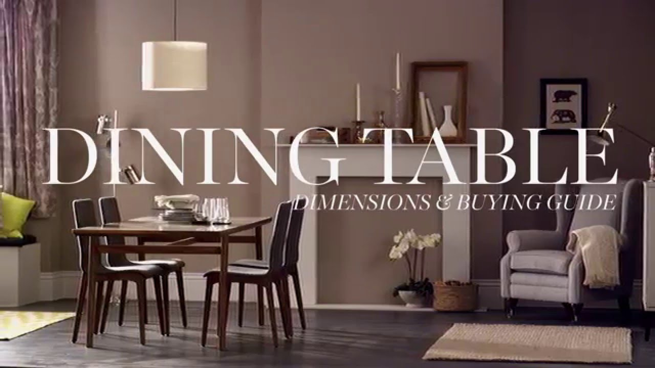 Dining table dimensions - M S Home Dining Table Dimensions Buying Guide