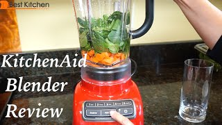 KitchenAid 5 Speed Diamond Blender Review(Hi Guys, today I'm reviewing the KitchenAid 5-speed Diamond Blender. It comes in this red and lots of colors to match other KitchenAid appliances.The blender ..., 2016-02-15T04:02:12.000Z)