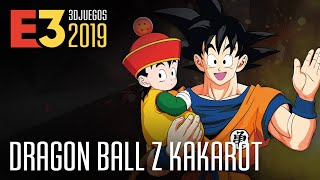 DRAGON BALL Z KAKAROT. ¿Un RPG de Dragon Ball?