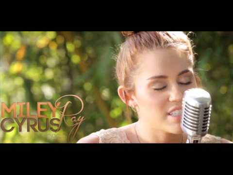 miley cyrus lilac wine acoustic the backyard sessions youtube
