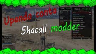 GTA V PC UPANDO CONTA - MOD MENU PC - CONTA DE CLIENTE #6