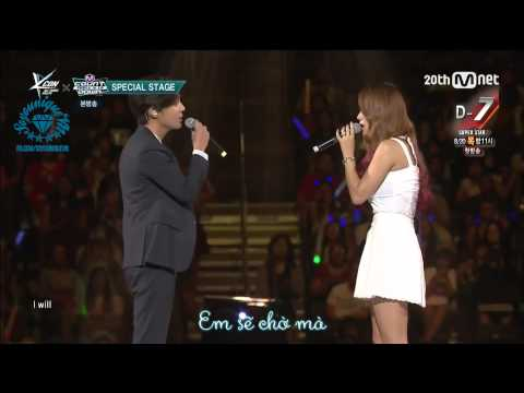[SoyouniqueVN] Lucky - Soyou ft. Roy Kim live at LA Kcon2015 Vietsub
