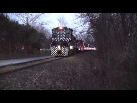 The Belvidere & Delaware River Polar Express 12/20/15
