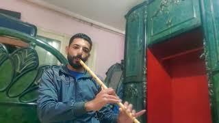 تعليم وعزف ناي موسيقي فيلم نسر البريه لابونا فلتاؤس السرياني