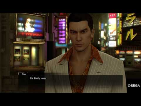 Yakuza 0 Boss Fight: Media King (Legend)