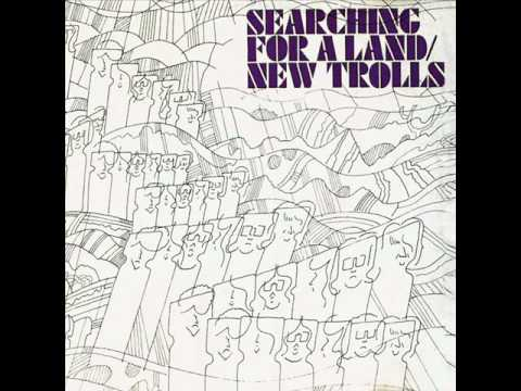 New Trolls - Lying here