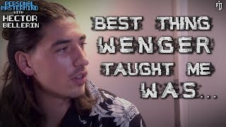 The Best Advice Arsene Wenger Ever Gave Me Was... | Ft. Hector Bellerin | #PersonalMastermind