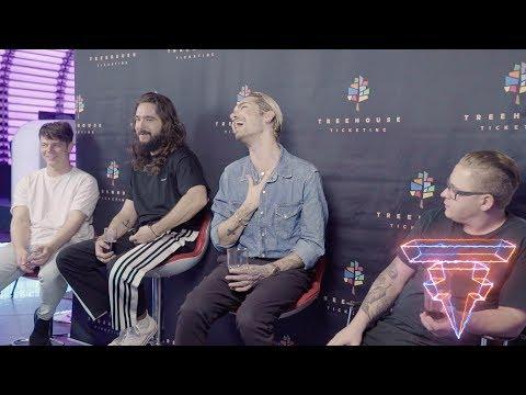 Q&A Diaries - EP12 - Tokio Hotel TV 2019 Official