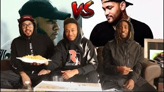 Free Smoke! Tory Lanez - Lucky You Freestyle  Joyner Lucas Response  Reaction/re