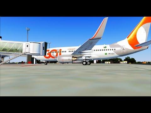 FSX - [LIVE] [PEDIDO] Boeing 737 700  Gol - Brasília para Congonhas-SP BSB-CGH