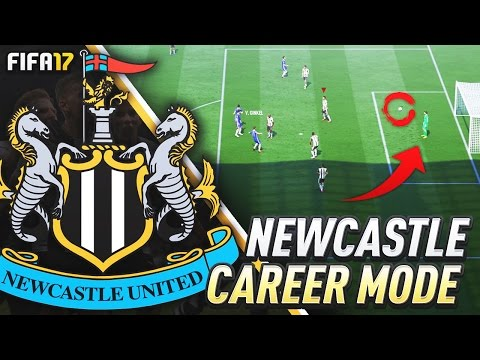 GOAL SCORED AFTER THE GAME ENDS!!! FIFA 17 Newcastle United Career Mode #19