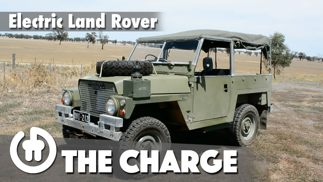 Electric Land Rover The Charge