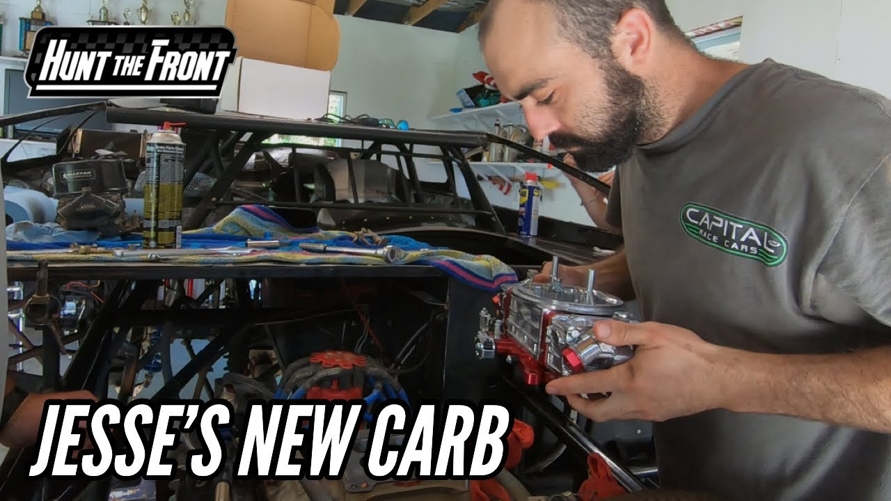 Jesse is Going to be Faster! New Parts and More Speed for the HTF1 Car