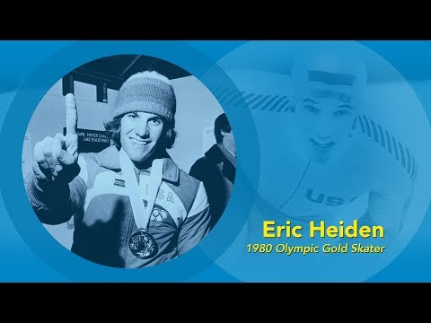 Eric Heiden Reflects on Skating to Olympic Greatness