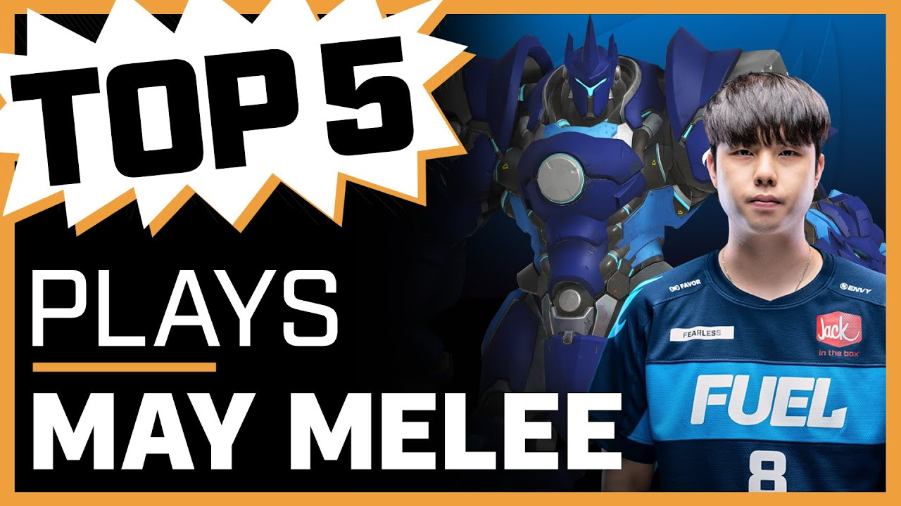 Fearless Hits CLUTCH 'Top Rope' Shatter to SLAY the Dragons 🤯 | Top 5 Plays — May Melee Tournament