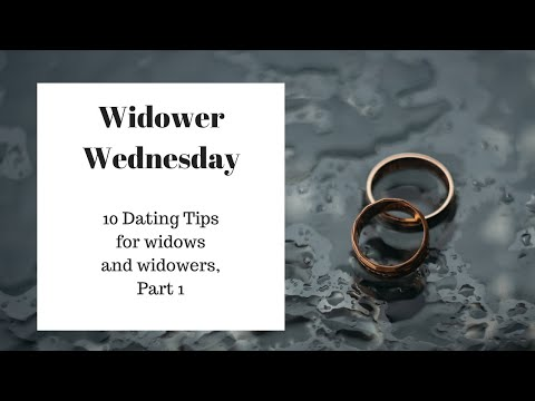 10 Dating Tips For Widows And Widowers, Part 1