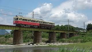大正生まれ94歳!1925製日本最古の電車、琴平電鉄20型23号(2019年6月16日)