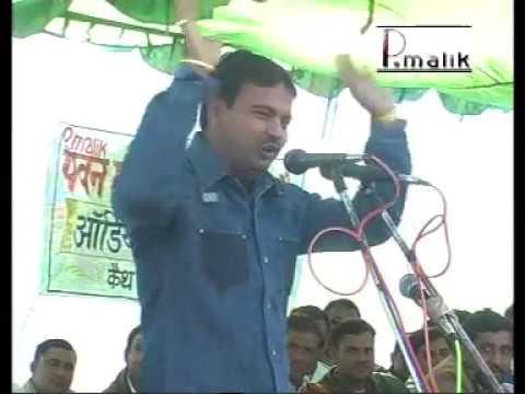 Tera Purnmal Badmas    Haryanvi Ragni Live    Chutkla    Singer - Birpal Kharkiya