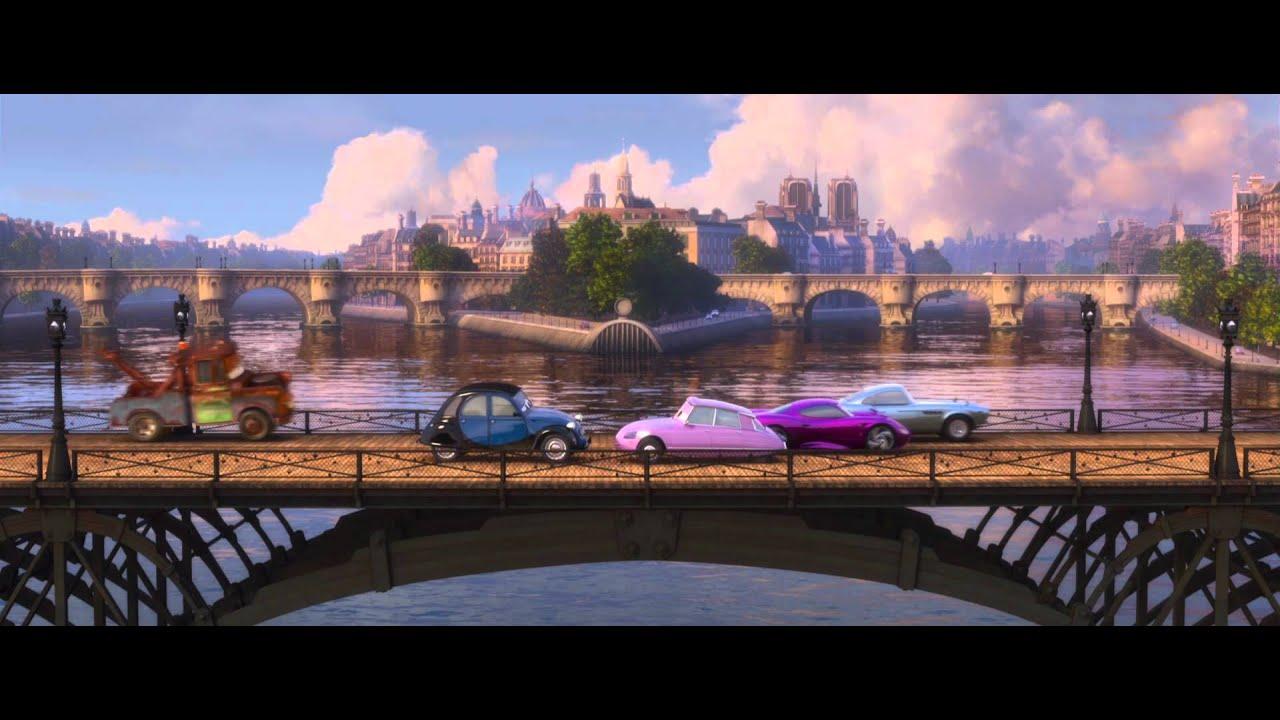 Cars 2 Paris VF - YouTube