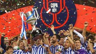 Real Sociedad juara Copa del Rey 2020
