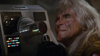 "Wrath of Khan - ""No Kirk, the game's not over"""
