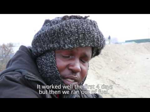 Story of Mohammad Sudanese refugee from Libya now in Calais