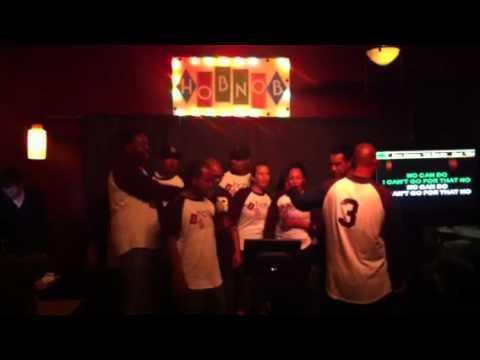 Hob Nob Hit 'em up karaoke